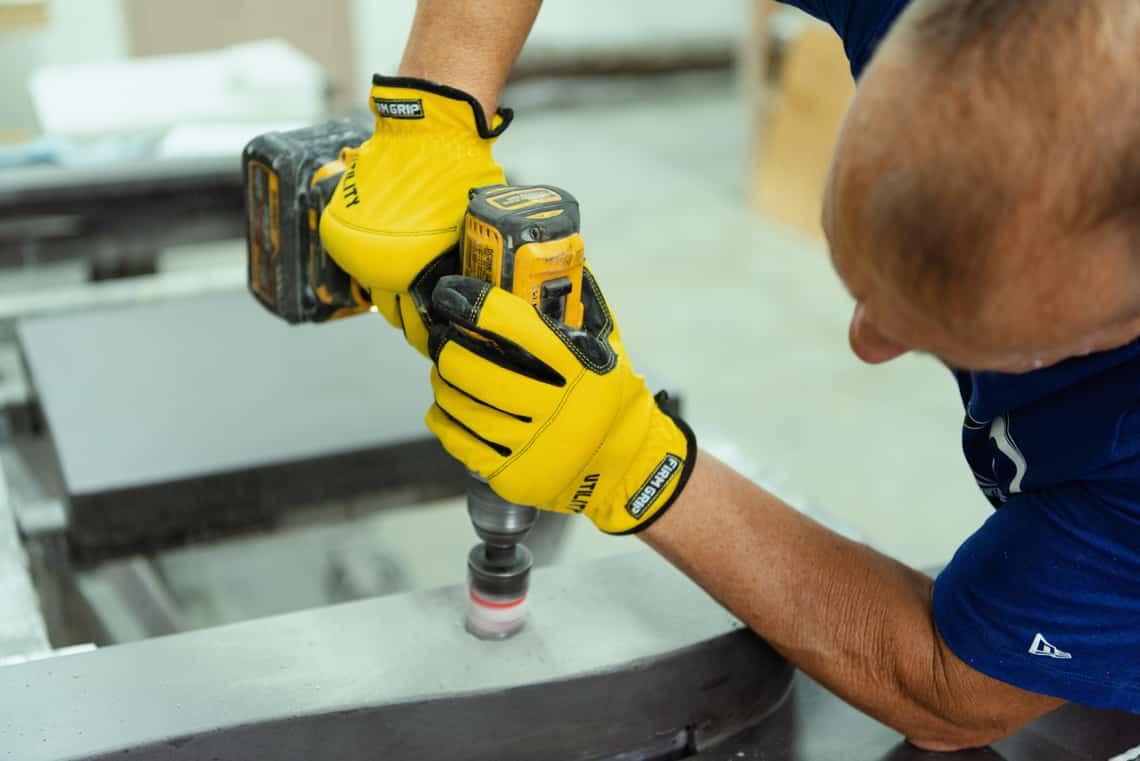 Concrete Designs production