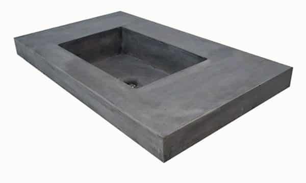 Rectangle Sink Basin