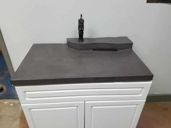 Two Tier Zero Depth Sink